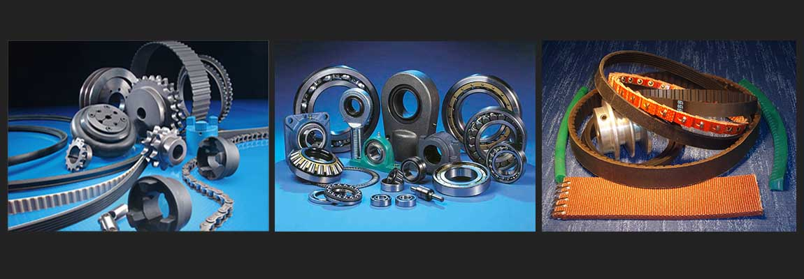 ALL DRIVE EQUIPTMENT, BEARINGS and DRIVE BELTS